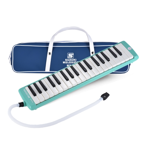 SUZUKI MX-37D 37-Key Melodion Melodica Pianica Strumento musicale