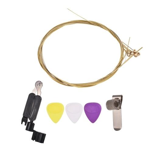 Acoustic Guitar Tool Kit für Einsteiger