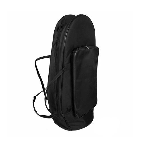 Premium Abrasion Cloth Euphonium Gig Bag Baritone Case with Straps Large Capacity Brass   Wind Instrument Accessories