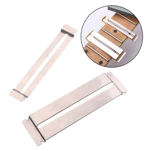 Bendable Guitar Fret Repairing Tool Set Stainless Steel Fretboard Guard Protector Luthier Tool