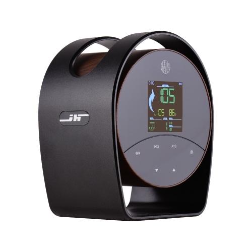 Haut-parleur sans fil Hi-Fi multifonctionnel à vitesse variable de métronome 3W