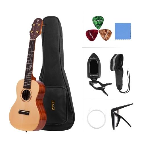 Hanknn MG200 Professional 23-дюймовый концертный укулеле фото