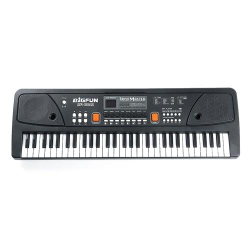 61 Keys Digital Music Electronic Keyboard Kids Multifunctional Electric Piano