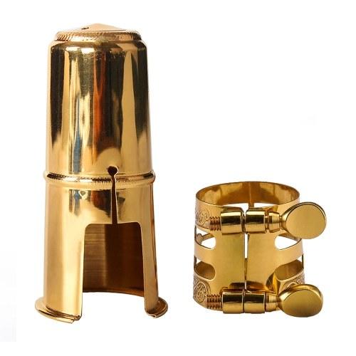 Alto Sax Saxophone Accessories with Mouthpiece Cap Ligature