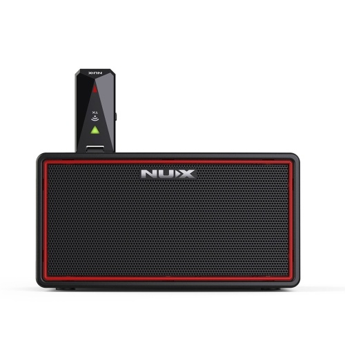 NUX Mighty Air Mini Drahtlose Stereomodellierung E-Gitarren-Bassverstärker