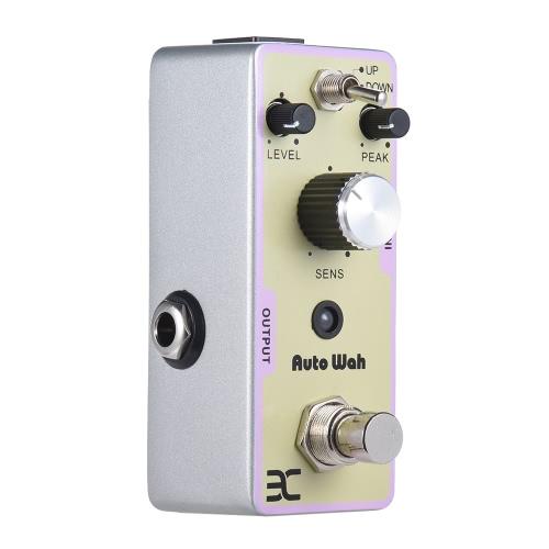 ENO TC-61 Automatyczny Wah Efekt Gitarski Prawdziwy Bypass