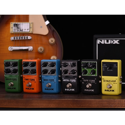 UX DRIVE CORE DELUXE Electric Guitar Analog Overdrive Effect Pedal