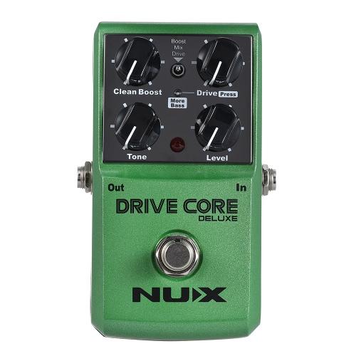 UX DRIVE CORE DELUXE Gitara elektryczna pedał efektów analogowych
