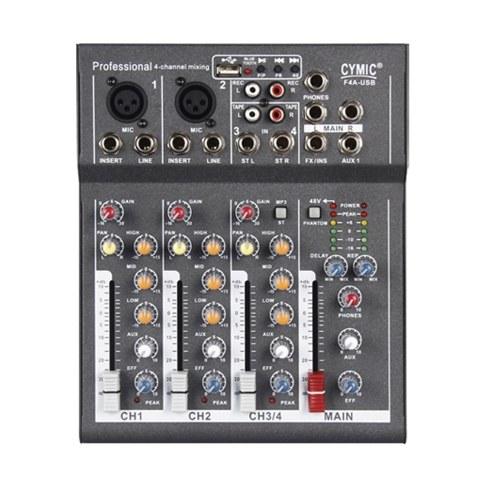 Image of Mini-Haushalt Tragbarer Audiomischer