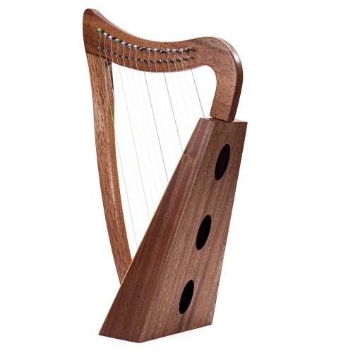 15 instruments à cordes Une petite lyre pour harpe