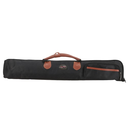 1680D Clarinet Bag Case Straight Type Thicken Padded 15mm Foam with Adjustable Shoulder Strap Pocket