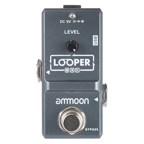 Ammoon AP-09 Nano Series Loop Electric Guitar Pedał efektów Looper True Bypass