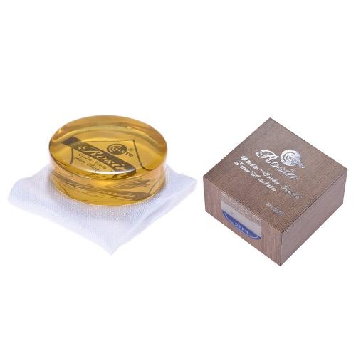 Clase Alta Transparente Amarillo Colofonia Polvo