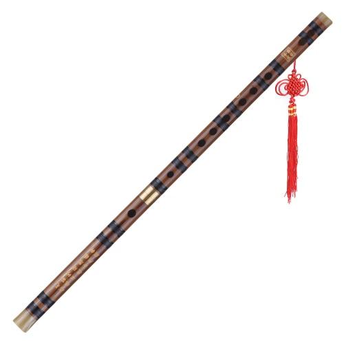 G研究レベルプロフェッショナルパフォーマンスのプラグイン可能なビター尺八Dizi伝統的な手作りの中国楽器木管楽器キー