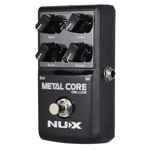 NUX Electric Guitar Distortion Effect Pedal