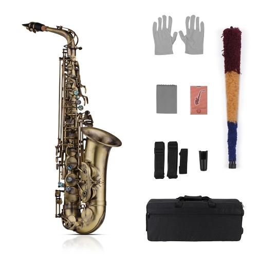 Sassofono contralto per sassofono alto E ebano di alta qualità