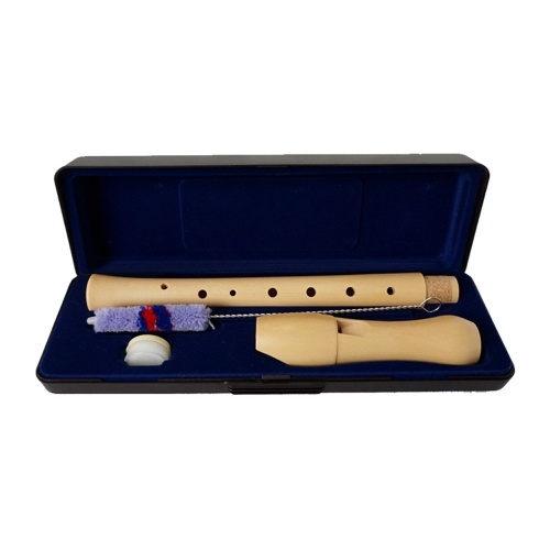 8 Holes Wooden Soprano Flute Woodwind