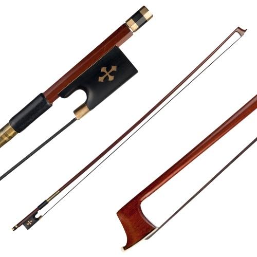 Лук для скрипки 4/4 Brazilwood Черная монгольская кошка