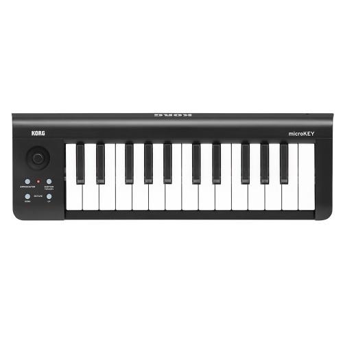 KORG microKEY-25 Contrôleur de clavier MIDI USB compact 25 touches alimenté par USB