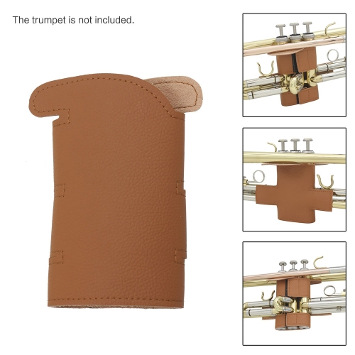 Trumpet Protective Cover Case Synthetic Leather Accessory