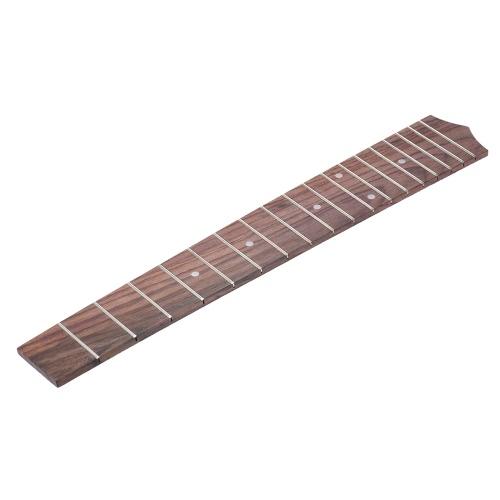 26インチテノールウクレレハワイアンギターローズウッドウッドフレットボードフィンガーボード18フレット