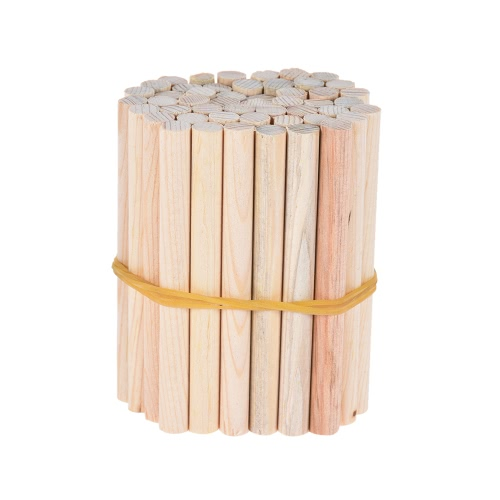 50pcs Akustik 4/4 Violinsäule Columna Sound-Post
