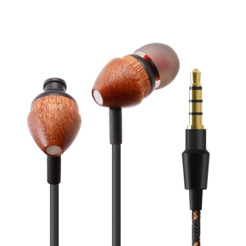 Słuchawki douszne Premium Słuchawki douszne 3.5mm dla iPhone iPad dla telefonów z systemem Windows Windows Tablet MP3 MP4