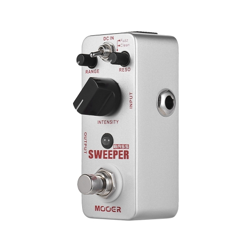 MOOER SWEEPER Bass Guitar Effetti a pedale True Bypass Full Metal Shell