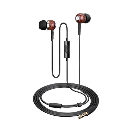 TAKSTAR HI1200 In-ear Dynamic Wired Headphones Earphones Earbuds