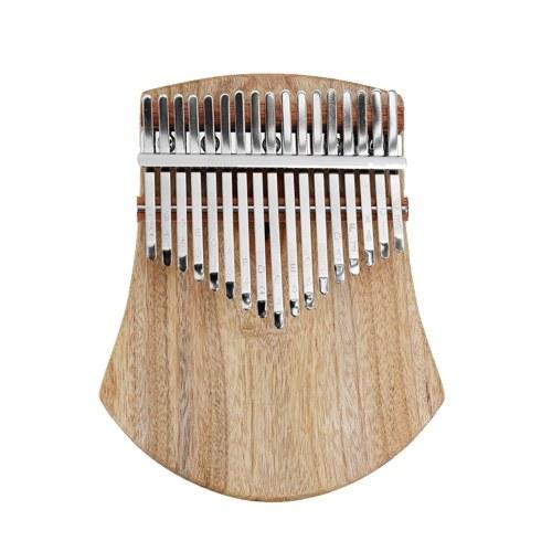 17 Keys Kalimba African Solid Mogano Thumb Finger Piano
