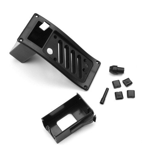 Guitar Pickup Cover Battery Box Holder Compatible with EQ-7545R Guitar Pickup
