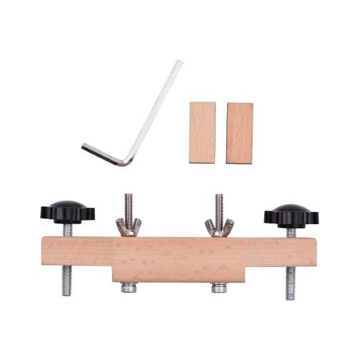 Gitarrenbrückenklemme Korkdichtungssatz Gitarrenbrücken-Reparaturwerkzeuge Gitarrenbauerwerkzeuge