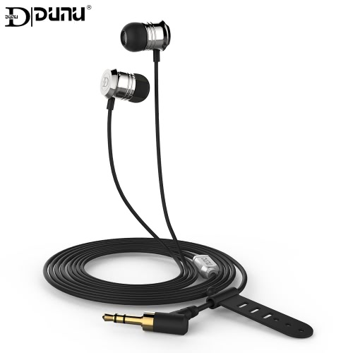 DUNU DN-1000 In-ear Wired Earphone Headset Headphone Stereo 3.5mm Audio Plug with Earbuds Carrying Pouch Storage Box 6.35mm and Aircraft Adapter for iPhone 7 6s Plus iPad for Samsung Xiaomi Smartphone