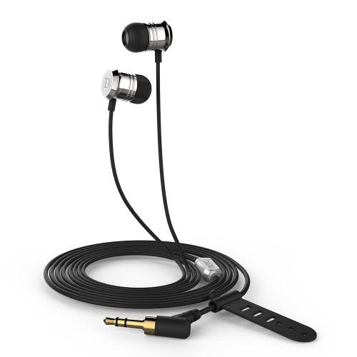 DUNU DN-1000-orecchio Wired auricolare della cuffia stereo 3.5 mm Audio Plug con auricolari sacchetto di trasporto Storage Box 6,35 millimetri e adattatore Aircraft per iPhone 7 6s Inoltre iPad per Samsung Smartphone Xiaomi