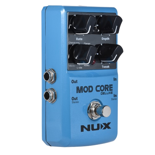 NUX MOD CORE DELUXE Electric Guitar Effect Pedal