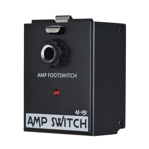 BIYANG LiveMaster Series AS-151 AMP Przełącznik wzmacniacza pedału Efekt pedału Moduł pedału True Bypass