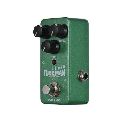 NUX NOD-2 TUBE MAN MK II Overdrive Gitarreneffektpedal