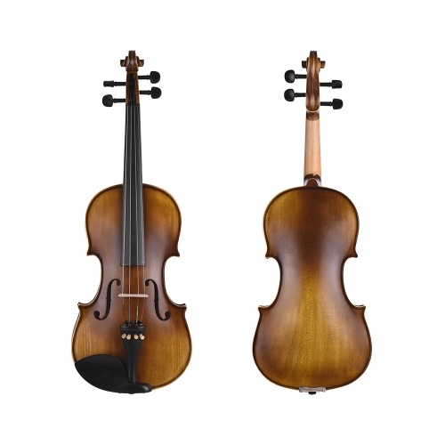 4/4 Violon classique grand format