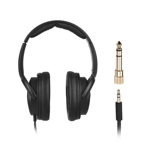 TAKSTAR TS-450 Dynamic Stereo Monitor Headphone Over-ear Headset Heavy Bass for Music Recording Monitoring Appreciation Game Playing