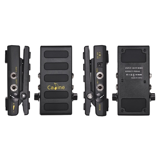 Caline CP-31P Stereo Volume Pedal with Boost