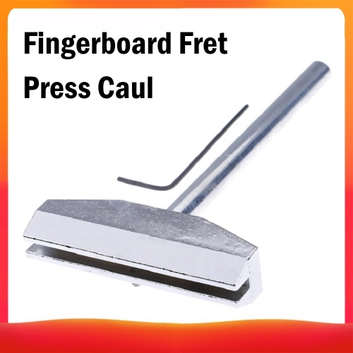 Gitarren-Bass-Griffbrett-Bundpresse Caul-Bundpresswerkzeug
