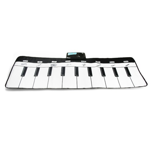 Electronic Musical Mat Keyboard Carpets Baby Piano Play Mat Kids Musical Instrument Music Educational Tool for Children