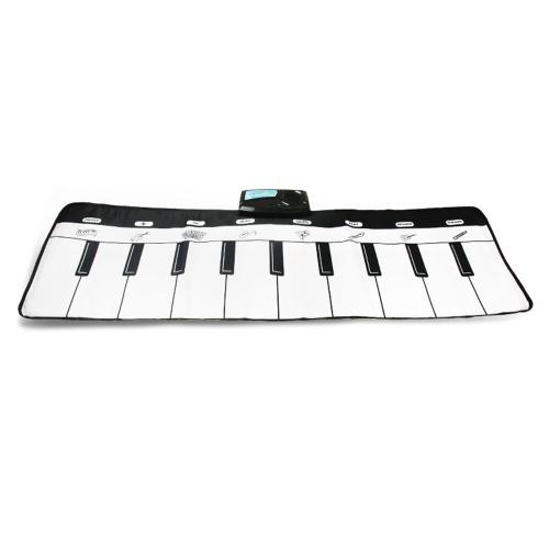 Elektronische Musikmatte Tastatur Teppiche Baby Klavier Spielmatte Kinder Musikinstrument Musik Musik Lernwerkzeug für Kinder