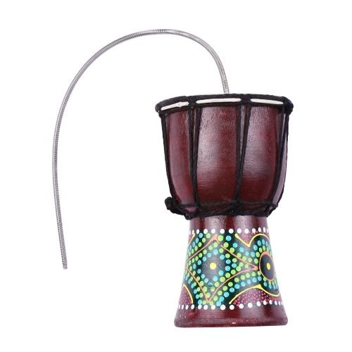4,7 pulgadas Spring Drum Thunder Tube Sound Maker Percussion Drum Musical Toy para rendimiento Pratice Educación musical