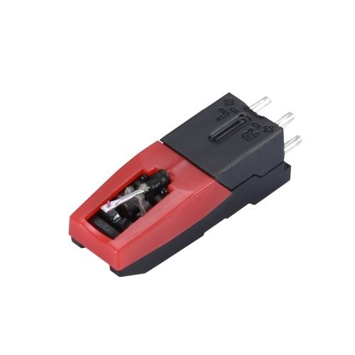 Универсальный картридж для фонографа с проигрывателем и иглой стилуса для замены аксессуаров проигрывателя виниловых пластинок