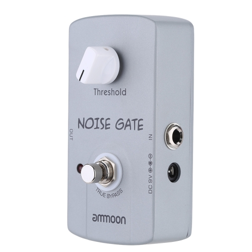 ammoon AP-06 Noise Gate Electric Guitar Effect Pedal Noise Suppressor True Bypass