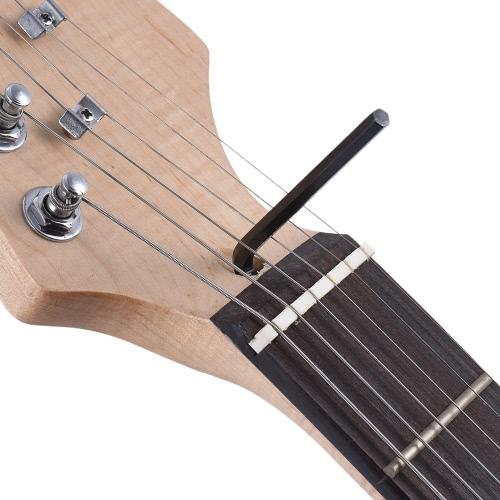 6 Piezas Guitarra Bajo Puente del