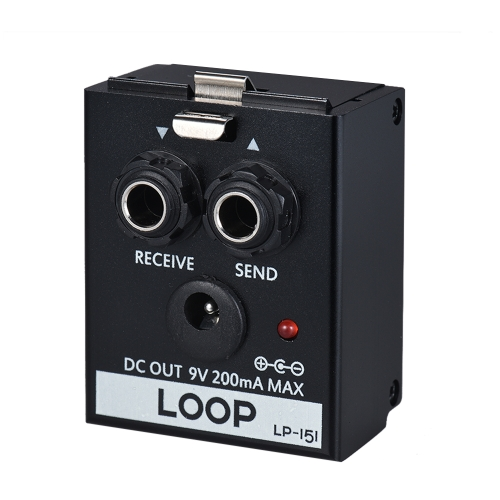BIYANG LiveMaster Series LP-151 Loop Module Effect Pedal for LM-4/ LM-7/ LM-10 Mainframe Units
