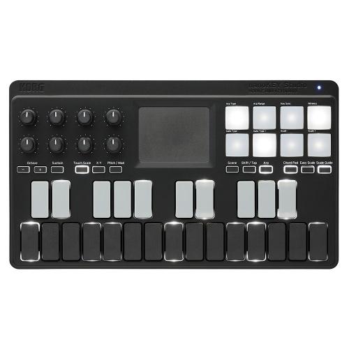 KORG nanoKEY Studio Portable MIDI Keyboard Controller