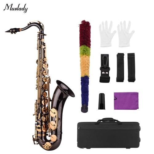Muslady Bb тенор саксофон